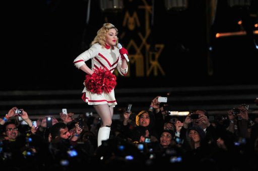 Chile's Madonna Fans Angry over Short Concert