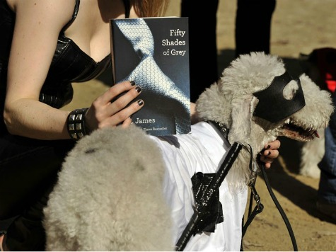 University to Offer Course Studying 'Fifty Shades of Grey' Trilogy