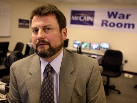 McCain/Palin Foreign Policy Advisor Randy Scheunemann