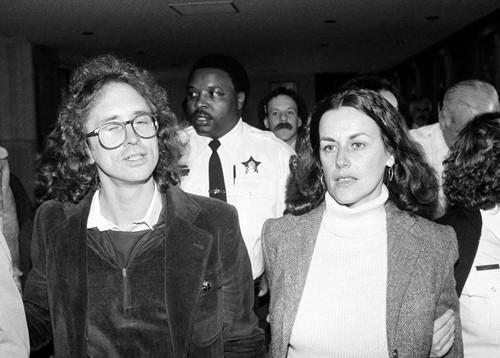Bill Ayers and Bernardine Dohrn