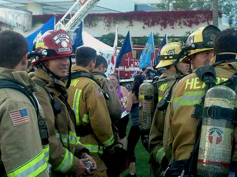 9-11 Memorial Climbers Honor 403 First Responders Amidst Renewed Terrorist Threat