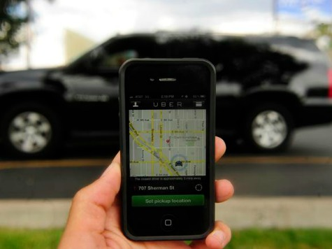Uber Under Assault in California State Capitol