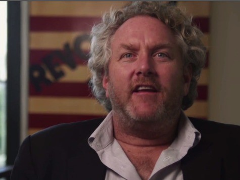 Never Before Seen Footage: Andrew Breitbart on 'American Hero' Brandon Darby