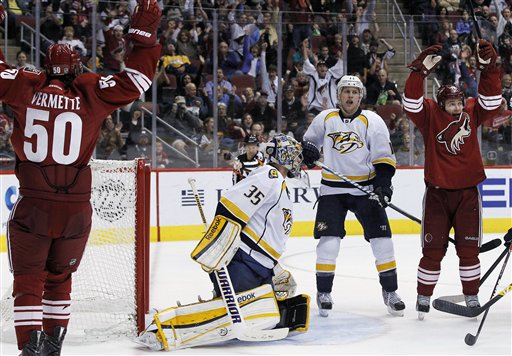 One Vote Stopped Seattle from Getting NHL's Arizona Coyotes
