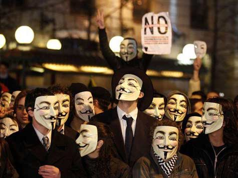 U.S. Wins First First Victory in Anonymous's War on America