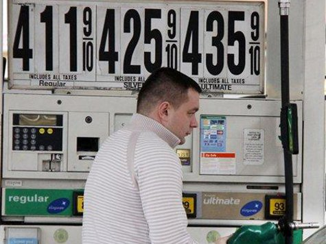 Gasoline prices 'highest ever for this time of year'