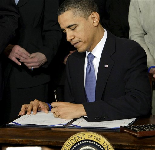 ObamaCare: Feds Release 'Blueprint' of New State Mandates