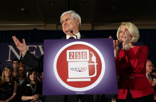 GOP Race Shifts to Illinois