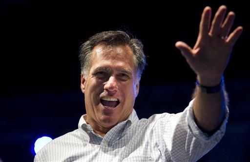 Romney Wins Puerto Rico, GOP Campaign Continues