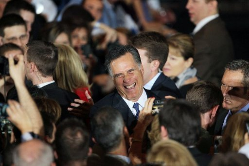 Romney Pushes GOP Presidential Race Toward a Close