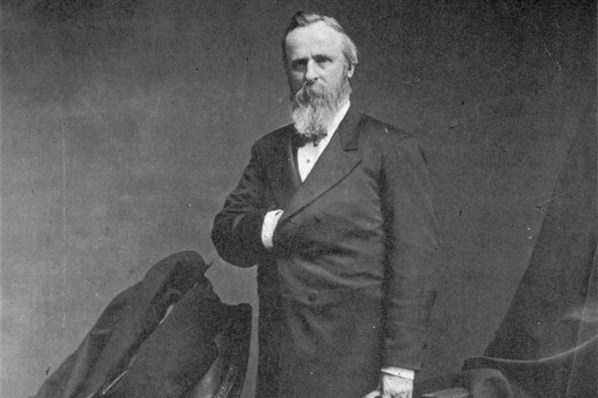 Obama Fails to Compare With Rutherford B. Hayes