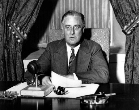 The Old Democrat Party: FDR Expanded US Domestic Oil Production