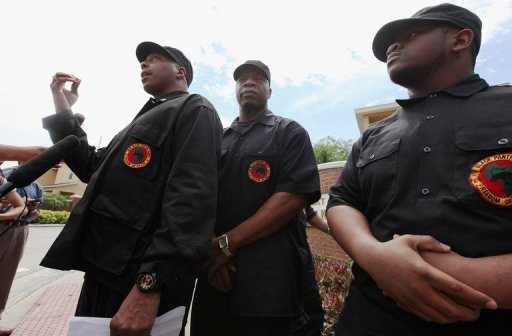 New Black Panthers offer $10k bounty for Trayvon Martin's shooter
