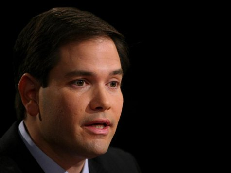 Rubio endorses Romney, calls for end to GOP primary