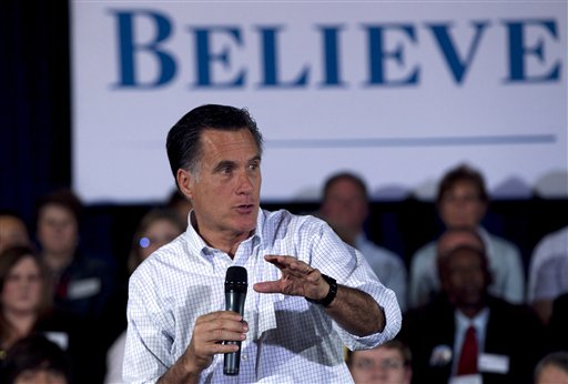 Romney reaches exactly half of required delegate count