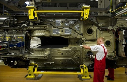 Eurozone Private Sector Slows, Signals Recession