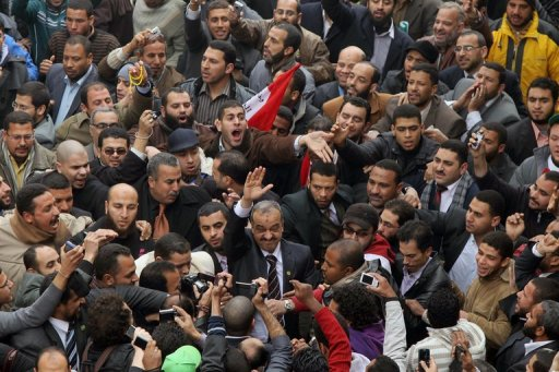 Officials from Egypt's Muslim Brotherhood at White House