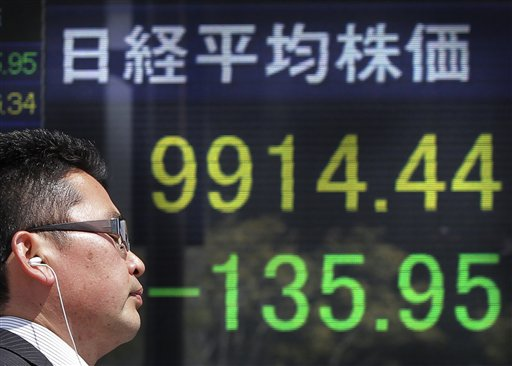 Global Markets Fall as Europe Debt Woes Flare Anew