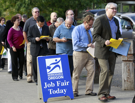Employers Pull Back on Hiring, Add Just 120k Jobs
