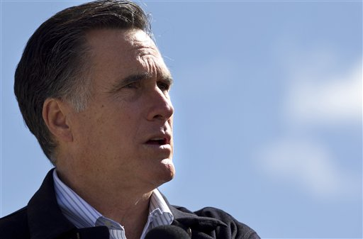 Romney looks to woo female voters