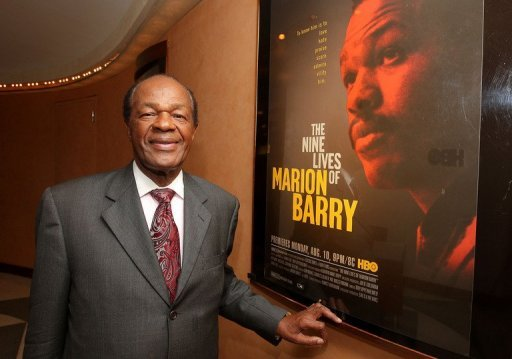 Washington Ex-mayor Marion Barry Under Fire for Racist Smear