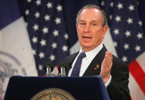 Nanny of the Month: Bloomberg Halts Private Donations to Homeless Shelters