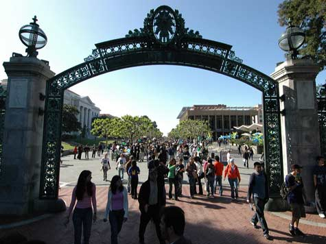 New Study Shows Radicals Rule at University of California