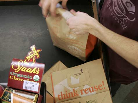 No Paper or Plastic: LA Bids Bags Goodbye