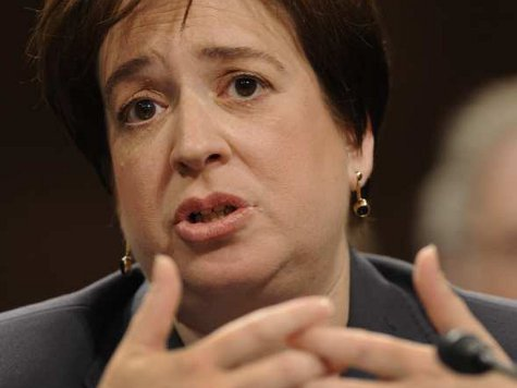 Kagan: Not Much Difference Between Being Solicitor General and SCOTUS Justice