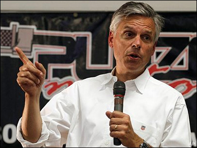 Huntsman Compares GOP To Chinese Communist Party