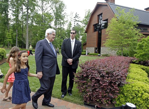 Gingrich to decide next move after Tues. primaries