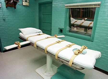 Californians to vote on abolishing death penalty