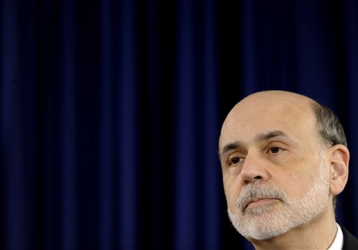 Deja Vu: Bernanke Hints at More Fed Stimulus