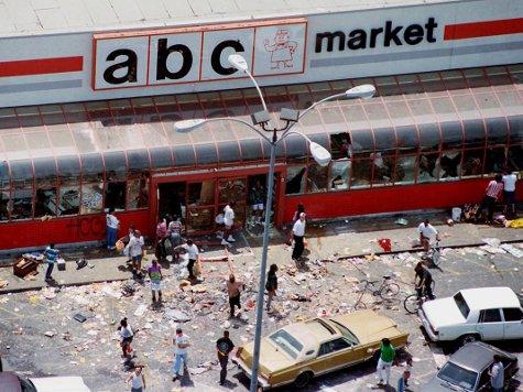 LA Riots: Thin Veneer of Civilization