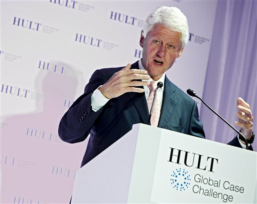 Bill Clinton Taking Larger Role in Obama Campaign