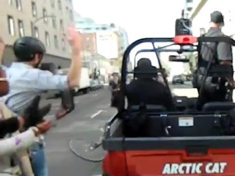 Occupy Kids: 'Waaaaaaaaah!'; Property Destruction Stinks When it's Yours