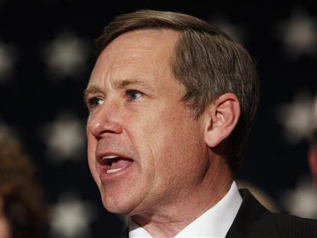 Sen. Mark Kirk (R-IL) heads home after treatment for stroke