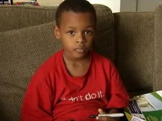 First Grader Suspended for Sexual Harassment