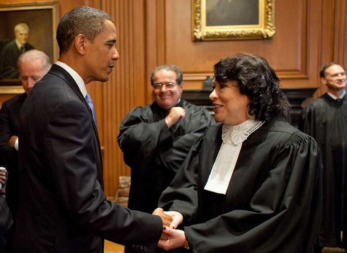Obama Warns Supremes: Don't Overturn Healthcare Reform