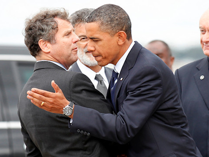 Obamanomics 101 With Ohio's Sherrod Brown