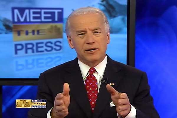 Biden Endorses Same-Sex Marriage
