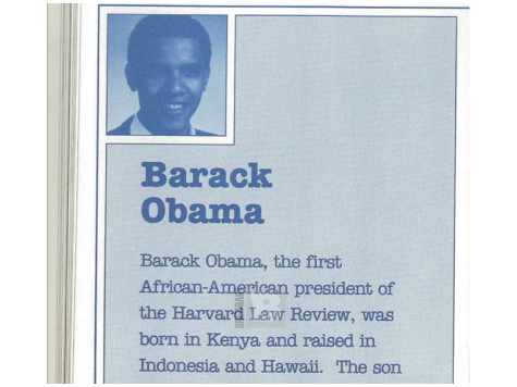 The Vetting – Exclusive – Obama's Literary Agent in 1991 Booklet: 'Born in Kenya and raised in Indonesia and Hawaii'
