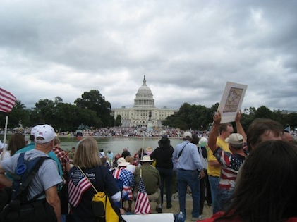 While MSM Proclaims Its Death, The Tea Party Builds an Army