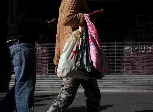Consumers Pull Back Spending