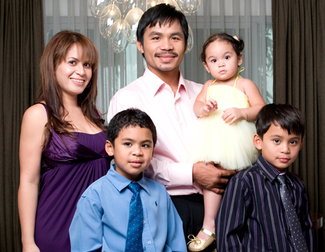 Pacquiao Banned from L.A. Mall for Same-Sex Marriage Opposition