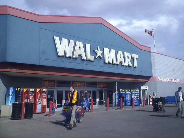 Unions Fail to Stop Walmart on Black Friday