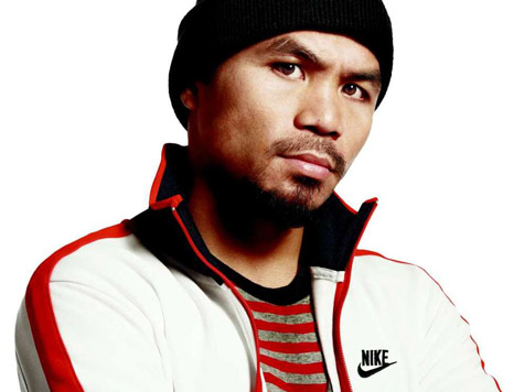 Gay Rights Group Wants Nike to Drop Pacquaio for Words He Never Said