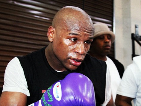 Floyd Mayweather: NFL Punishment on Ray Rice Too Severe