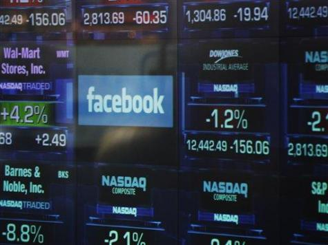 Facebook IPO: Huge Volume, Slumping Price