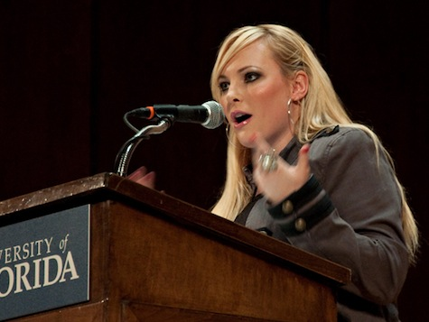 Exclusive Audio: 'Progressive' Meghan McCain, January 2010: 'Tea Party Fringe' will Fizzle